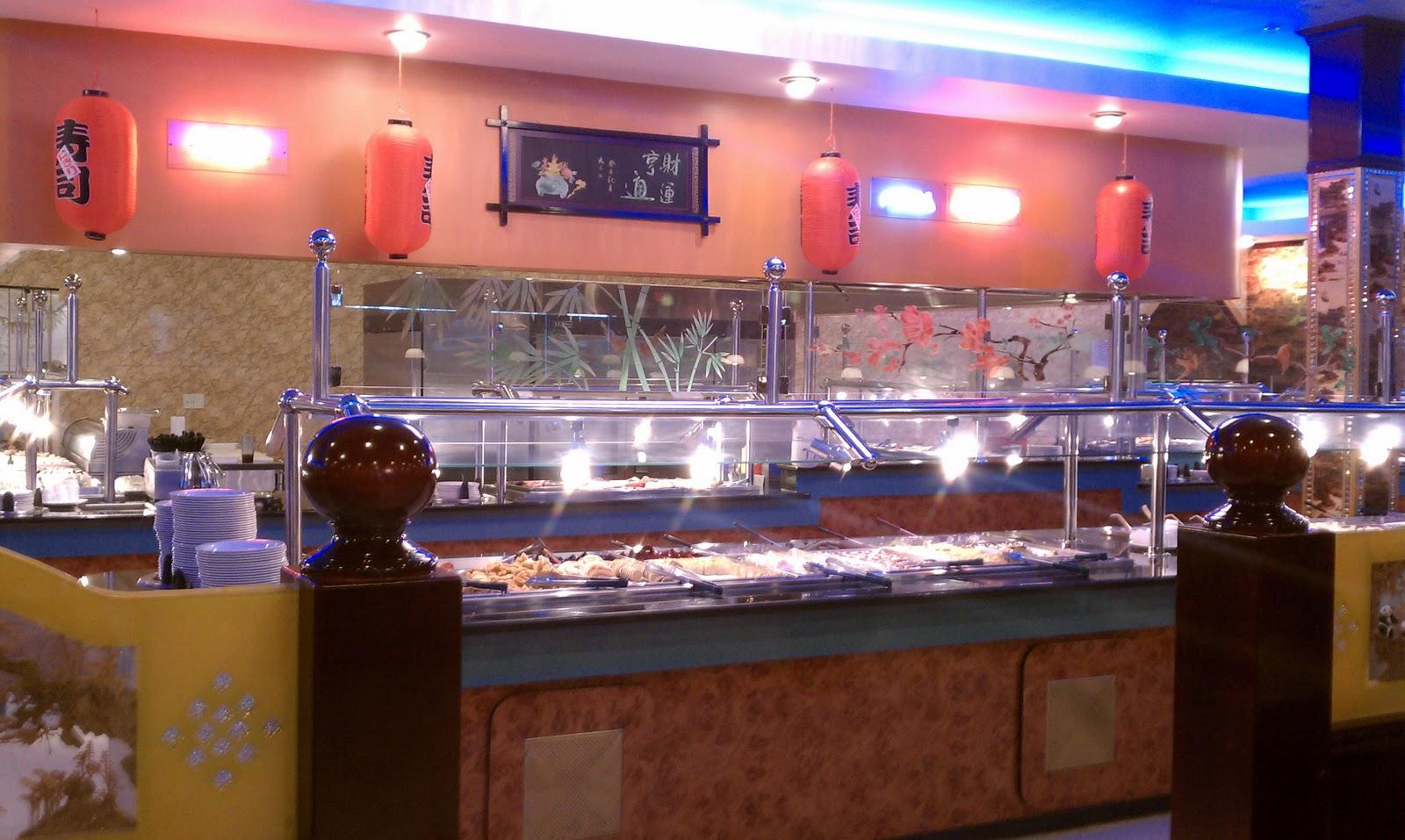 Hibachi Grill y el buffet - Buffets - Houston, TX ()