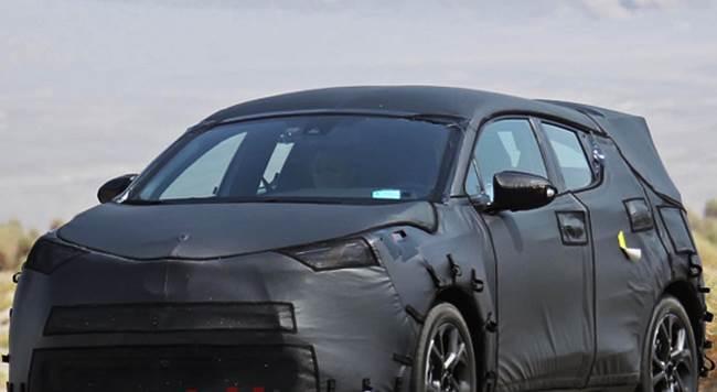 Toyota Prepare Scion Badge Nissan Juke Fighter