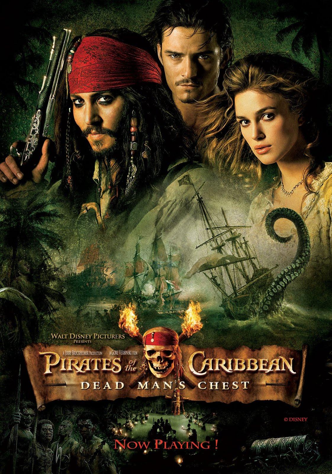 Imagens Piratas do Caribe O Baú da Morte Torrent Dublado 1080p 720p BluRay Download