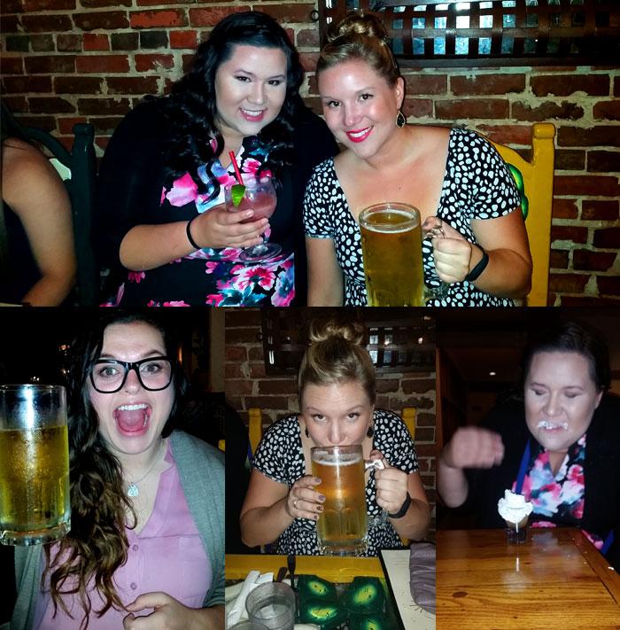 21st birthday drinks