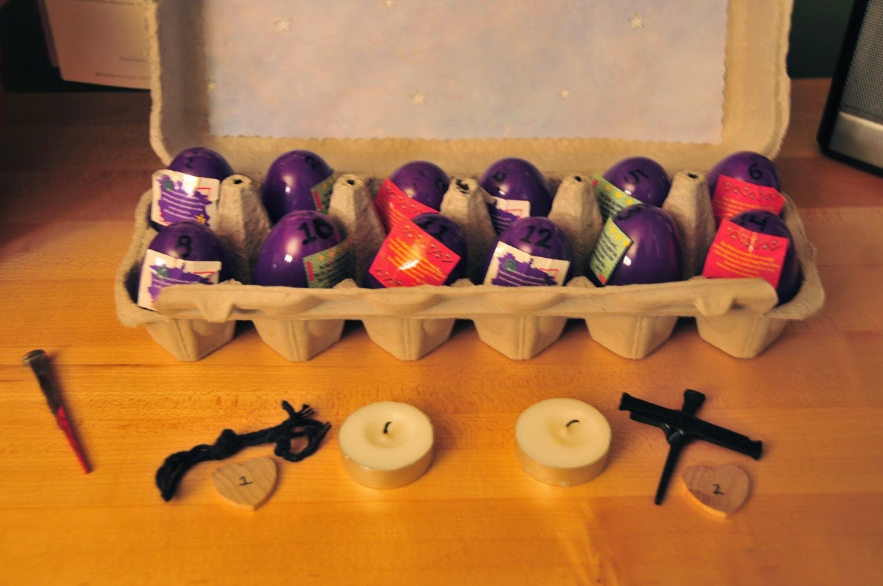 happily ever johnson stations of the cross lent 2015