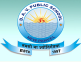 DAV Pubilc School New Panvel Logo
