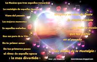 24 de agosto noche de las nostalgias y recuerdos de amor, romantica , corazones, rosas , paisaje . La imagen ilustra un paisaje al atardecer de la rambla de Montevideo dentro de un corazon , rodeado de simbolos musicales , notas musicales , figuras de corcheas y semicorcheas , y rosas rojas ;autor:Silvia MPR