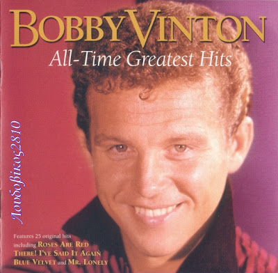 BOBBY VINTON All times greatest hits