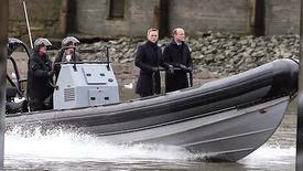 Daniel Craig reste à flot dans le nouveau James Bond dont le scénario aurait été divulgué