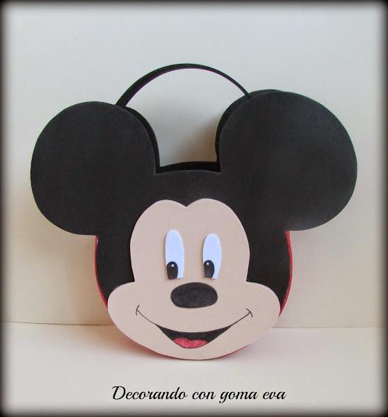 mickey mouse | Aprender manualidades es facilisimo.com