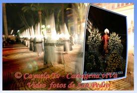 Martes Santo, Cartagena y San Pedro