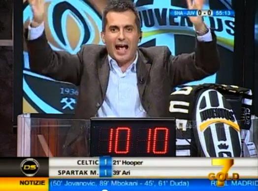 Antonio Paolino Shakhtar-Juventus 0-1