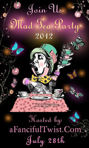 2012 Mad Hatters Tea Party