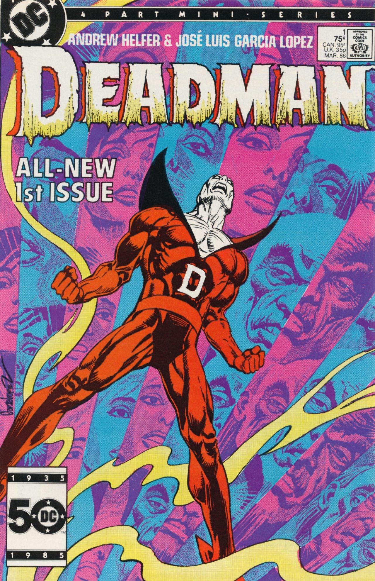 Deadman (1986) #1 #4 - English 1