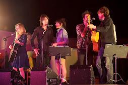 Cantando una de Dylan