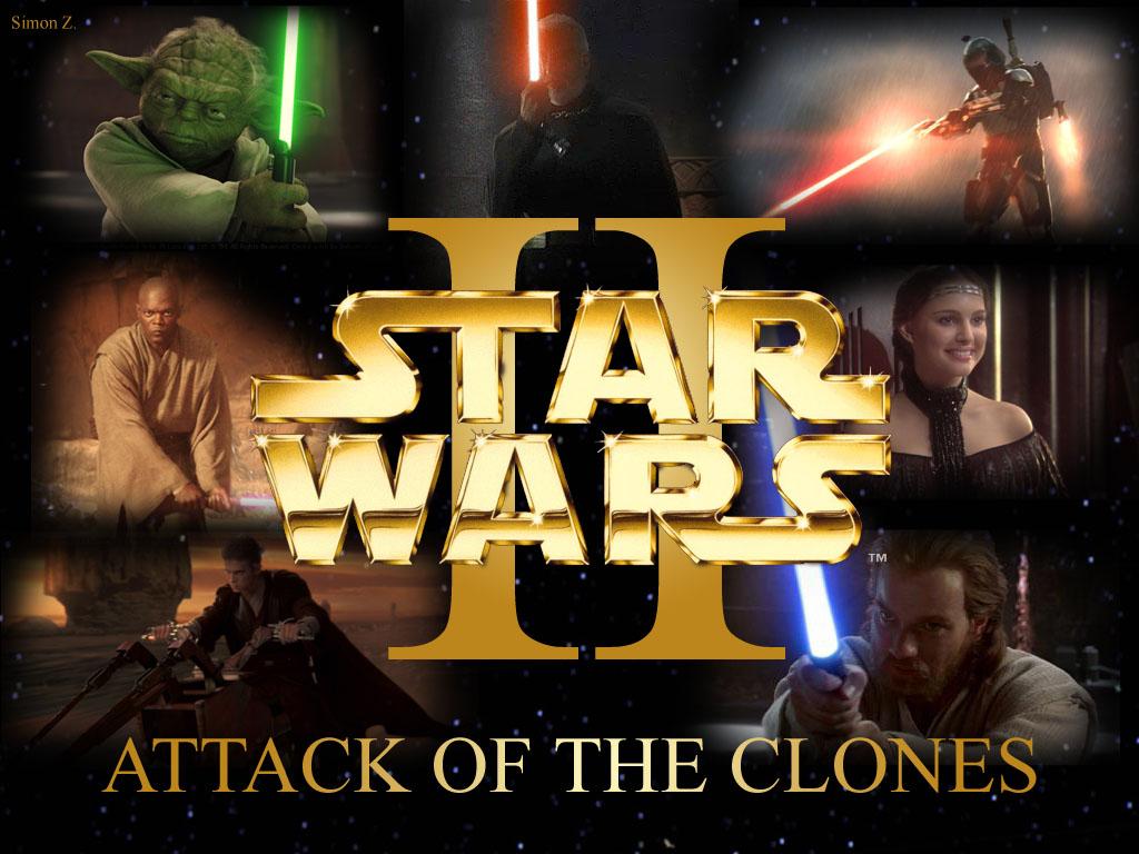 Star wars wallpaper episode 2