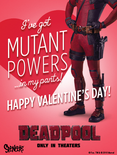 Deadpool Movie Standee Giveaway Deadpool Bugle