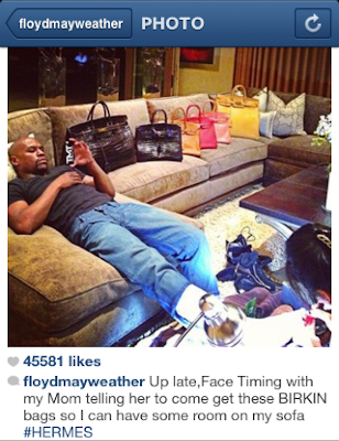 > Everything Must Go! Floyd Mayweather Selling All the Stuff He Bought Ex-Fiance (pics) - Photo posted in BX SportsCenter | Sign in and leave a comment below!