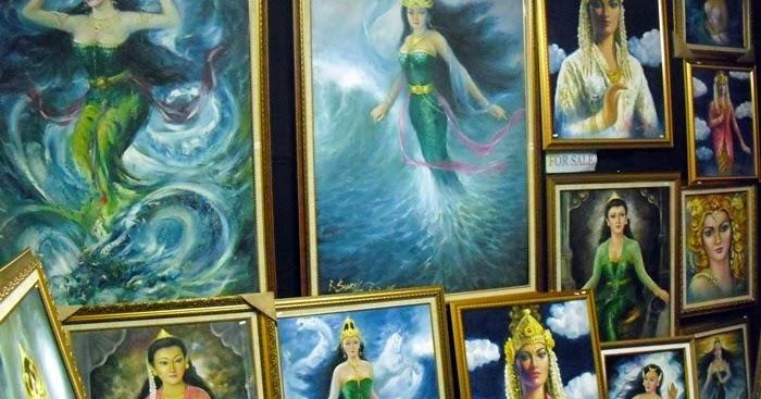 Melongok Kamarnya Ratu Pantai Selatan, Nyi Roro Kidul - Travel ...