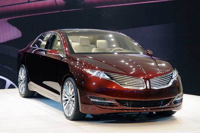 Car Barn Sport Lincoln MKZ Concept 2012