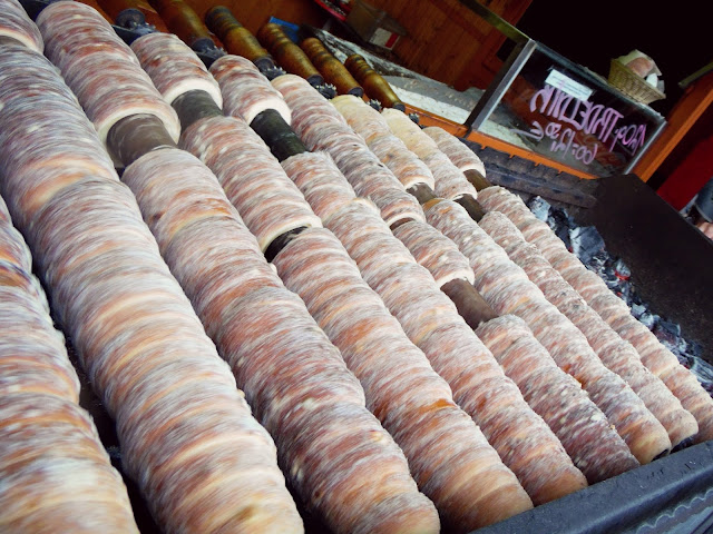 Trdelnik Chimney Cake Prague
