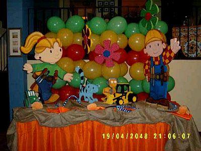 Decoraciones de Fiestas Infantiles  - El Mundo del Brinko