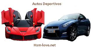 Imagen 2 autos deportivos