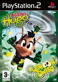 Baixar Agent Hugo: Lemoon Twist: PS2 Download games grátis