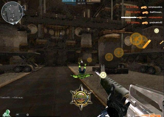 F-CF Modz 4.4 VIP CrossFire Hack
