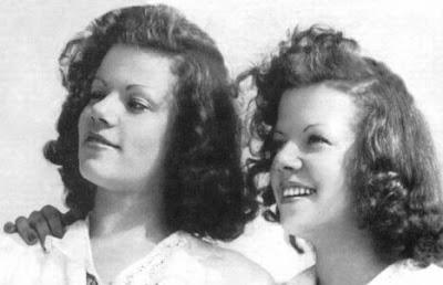 Sanremo 1951 - Duo Fasano - La cicogna distratta