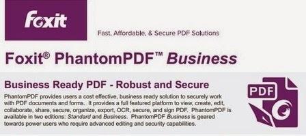 restoration computer with foxit phantom pdf