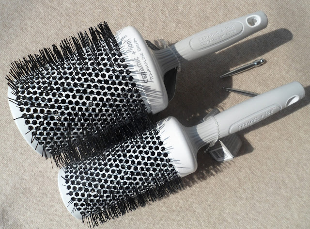 Ионные щетки для волос