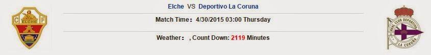 Soi kèo hôm nay Elche vs Deportivo