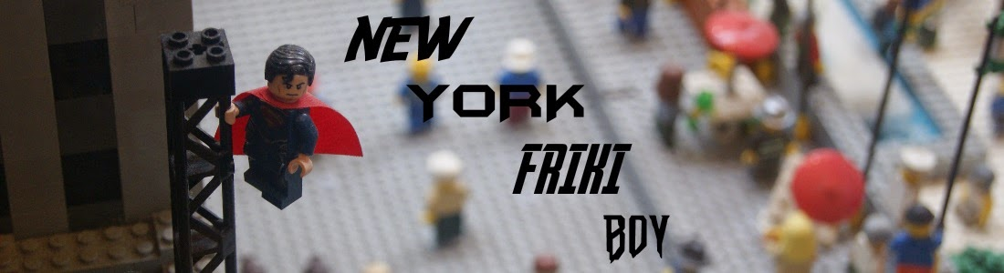 New York Friki Boy
