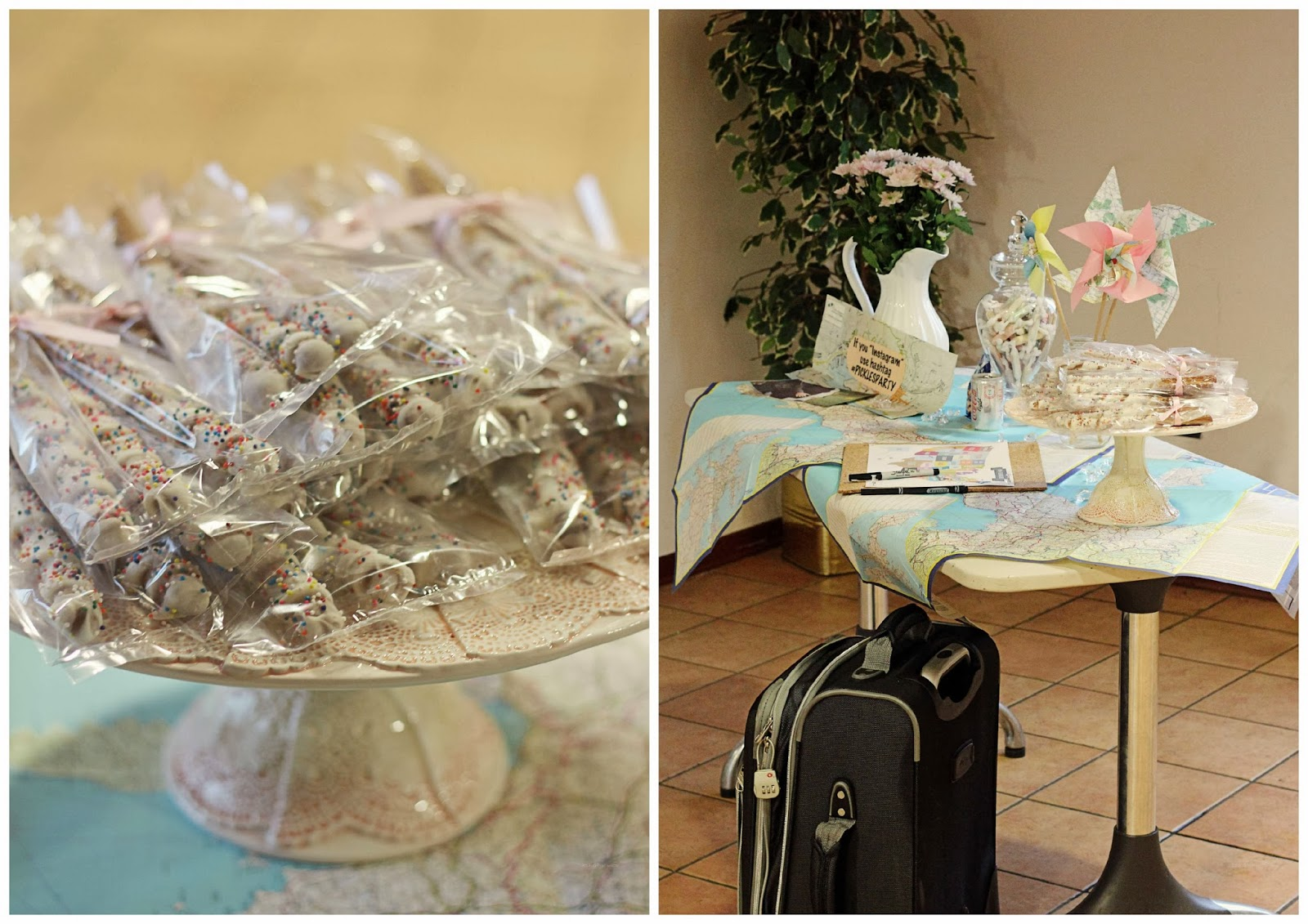 Wonderful A Travel Themed Baby Shower