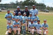 2nd Place - 8U Houston Memorial Day Select, May 2012