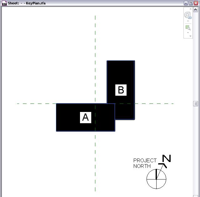 Revit Elevation Key Plan : The architect s desktop revit key plans more detail