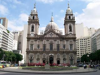 Rio turismo Igreja da Candelária