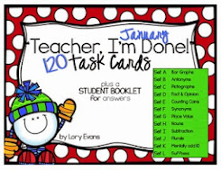January Task Cards