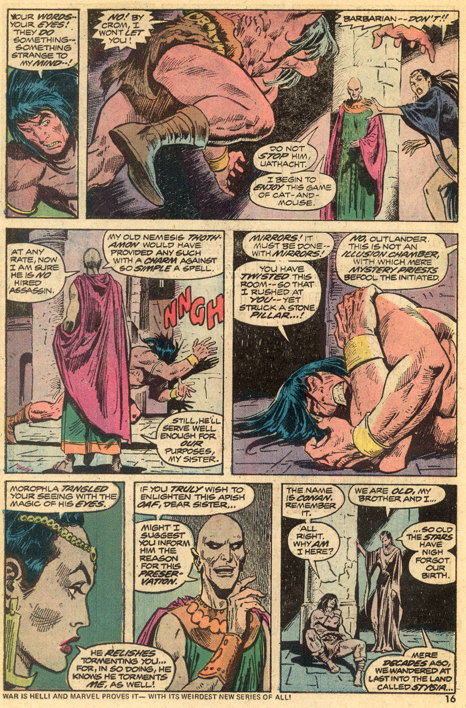 Conan the Barbarian (1970) Issue #43 #55 - English 11
