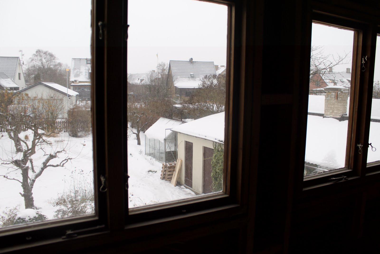 När vi blev med gathus: december 2012