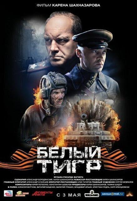 Belyy tigr [2012] [BBRip][Subtitulada]