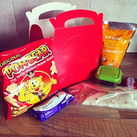Lunch Boxes from Delights UK (food not included!)