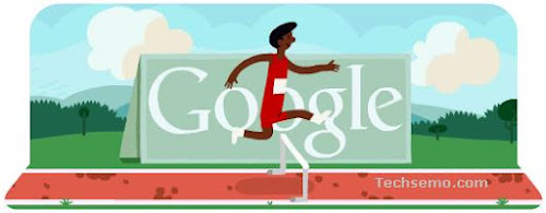 Play the Olympics Hurdles-2012 Google Doodle Game Here [Online Game]