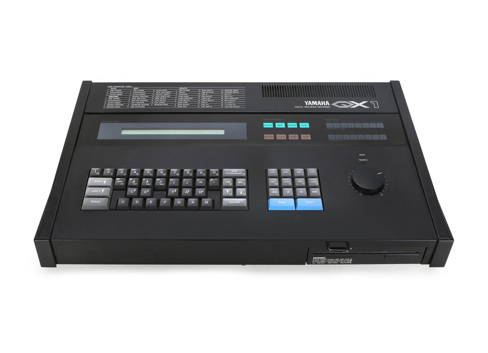 Yamaha Qx Vintage Synth