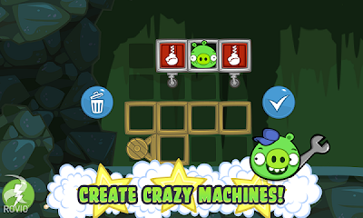 bad piggies apk create crazy machines