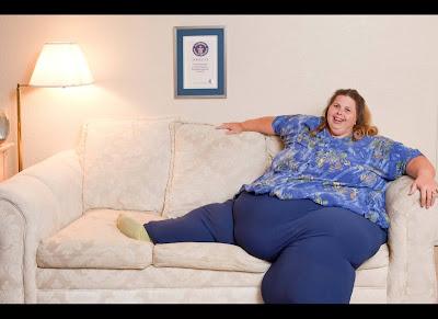 Pauline Potter World's Heaviest Woman