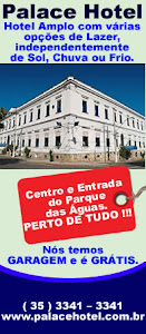 LUXUOSO PALACE HOTEL EM CAXAMBU
