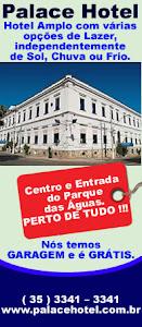 LUXUOSO PALACE HOTEL EM CAXAMBU