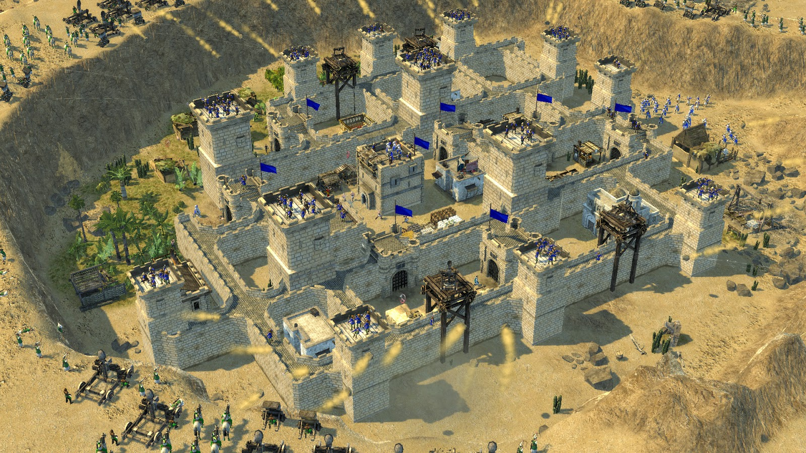 Stronghold Crusader 2 Full Game