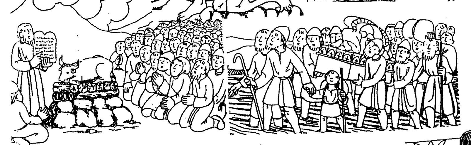 MI CARPETA DE TERCERO: TEMA 3: LA BIBLIA, UN LIBRO SAGRADO