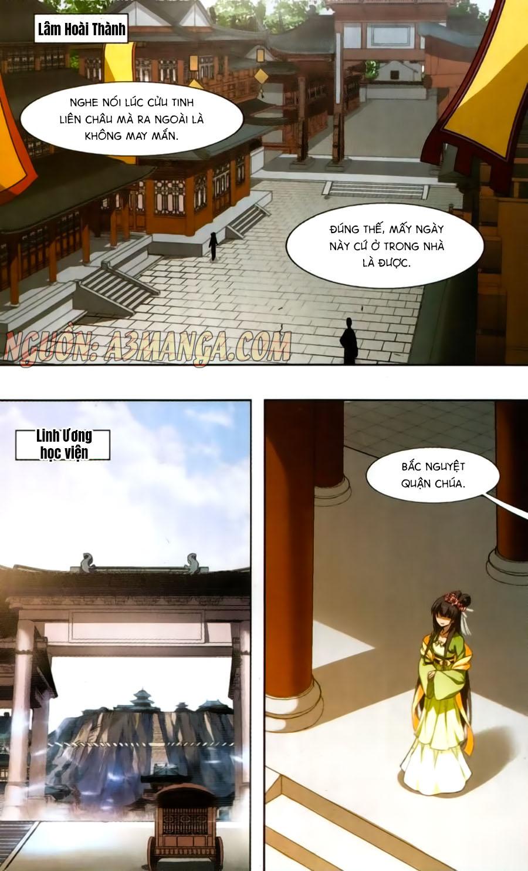 Phượng Nghịch Thiên Hạ – Chap 105