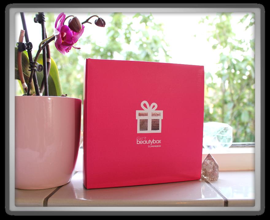 겟잇뷰티박스 by 미미박스 memebox free from oil & trouble  beautybox # unboxing review preview box