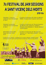 7È FESTIVAL DE JAM SESSIONS